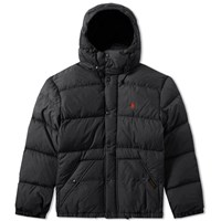 Polo Ralph Lauren Elmwood Down Jacket Black