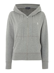 Polo Ralph Lauren Oversized Hoodie Grey