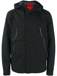 The North Face Zipped Rain Jacket Black