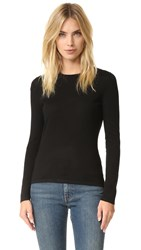 Tse Cashmere Crew Neck Sweater Black