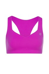 Lorna Jane Active Fashion Sports Bra Purple
