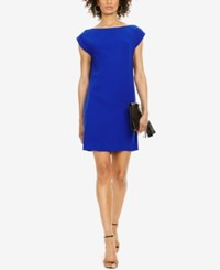 Polo Ralph Lauren Sable Shift Dress Deep Royal
