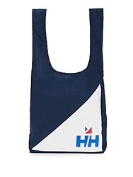 Helly Hansen Logo Beach Tote Blue
