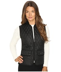 Belstaff Wickford Lightweight Technical Quilt Vest Black Women's Vest