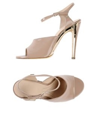 Chloe Sandals Light Brown