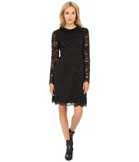 Marc By Marc Jacobs Isabella Lace Paneled Crew Dress