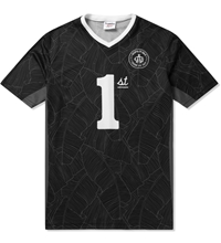 Acapulco Gold Black First Team Soccer Jersey