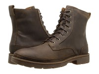 Born Formio Boardwalk Dark Brown Men's Lace Up Boots