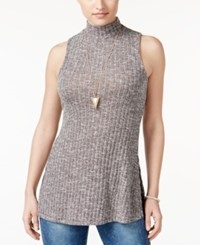 American Rag Sleeveless Mock Neck Top Only At Macy's