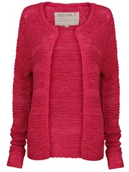 Garcia Women Casual Cardigan Pink