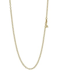 Temple St. Clair 18K Gold Extra Small Oval Chain 18