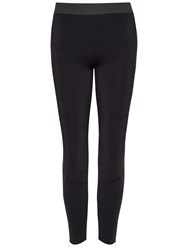Ted Baker Lizah Biker Leggings Black