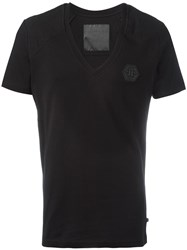 Philipp Plein 'Prize' T Shirt Black