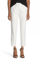 Trouve Trouve Pleated Trousers White