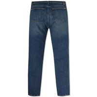 Acne Studios Max Stretch Vintage Jean Washed Indigo