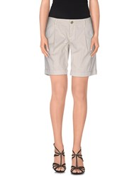 Siviglia Bermudas Light Grey
