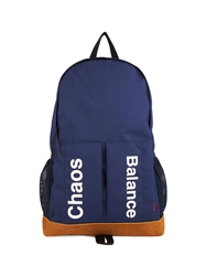 Undercover Chaos And Balance Print Canvas Backpack