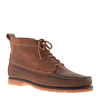 Red Wing For J.Crew Wabasha Boots Maine Brown