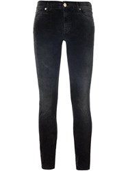 7 For All Mankind Skinny Trousers Grey