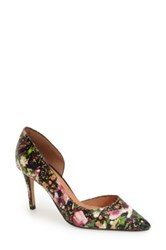 Halogen 'Marlie' Pointy Toe Pump Women Multi