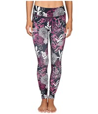 Skirt Sports Go The Distance Tights Enchanted Print Women's Workout Multi