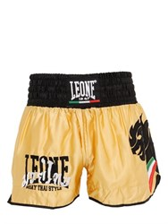Leone 1947 Thai Satin Shorts