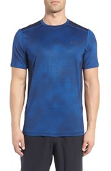 Under Armour Men's 'Raid' Heatgear Training T Shirt Heron
