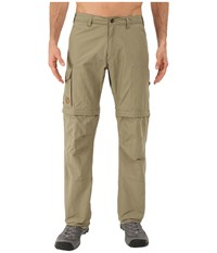 Fjall Raven Karl Zip Off Mt Trousers Light Khaki Men's Casual Pants
