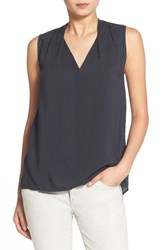 Women's Velvet By Graham And Spencer Sleeveless Challis Top Chimney