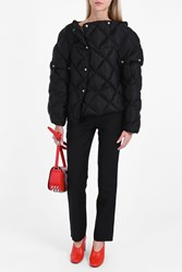 Acne Studios Svanborg Dry Trousers Black
