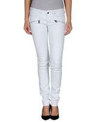 Barbara Bui Denim Denim Trousers Women