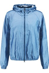 Add Shell Bomber Jacket Blue