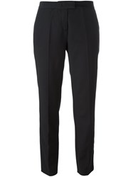 Christian Pellizzari Straight Leg Trousers Black