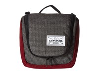 Dakine Travel Kit Toiletry Bag Williamette Toiletries Case Gray
