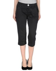Two Women In The World 3 4 Length Shorts Black