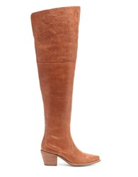 Matisse Sitka Over The Knee Boots Tan