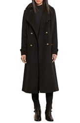 Lauren Ralph Lauren Women's Wool Blend Maxi Coat
