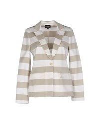 Giorgio Armani Suits And Jackets Blazers Women White