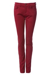 Tommy Hilfiger Silvana Milan Jeans Red