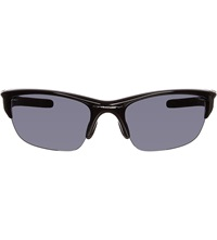 Oakley Carbon Blade Sunglasses With Polarised Tinted Lenses Oo914420 Polished Black