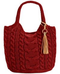 Straw Studios Sweater Tote
