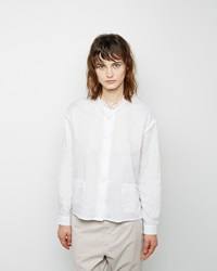 Hope Valerie Blouse Nearly White