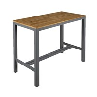 Barlow Tyrie Aura Rectangular High Dining Table