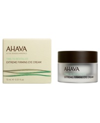 Ahava Time To Revitalize Extreme Firming Eye Cream .5 Oz