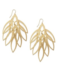 Style And Co. Earrings Gold Tone Chandelier Earrings