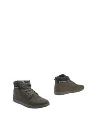 Cat Ankle Boots Lead