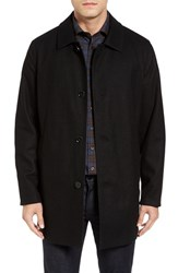 Cole Haan Men's Reversible Wool Blend Overcoat