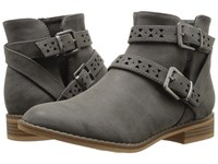 Rocket Dog Mack Grey Heirloom Women's Boots Gray