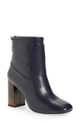 Charles By Charles David Women's 'Trudy' Squared Toe Stretch Bootie Night Stretch