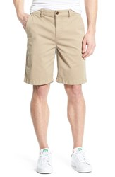 Men's Paige Premium Denim 'Thompson' Slim Fit Shorts Timberwolf